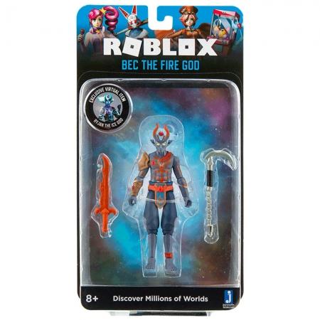 Roblox - Figura Bec The Fire God