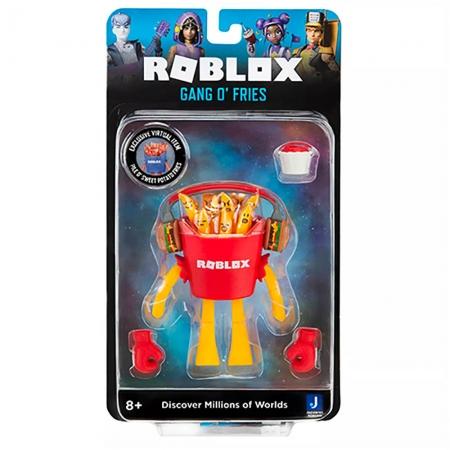 Roblox - Figura Gang O' Fries