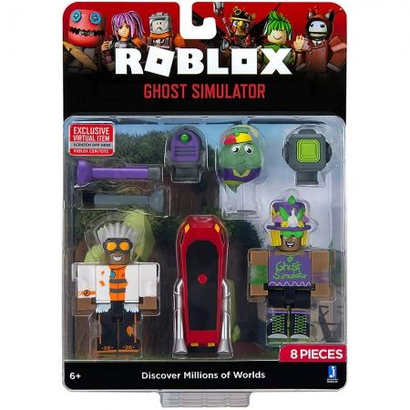 Roblox - Figura Ghost Simulator