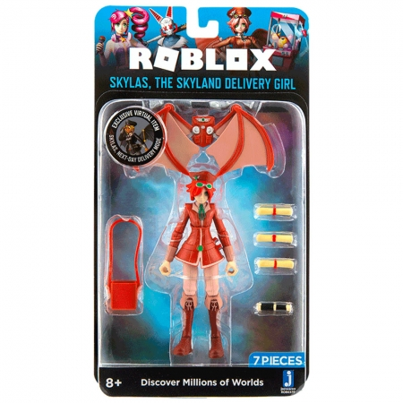 Roblox - Figura Skylas - The Skyland Delivery Girl