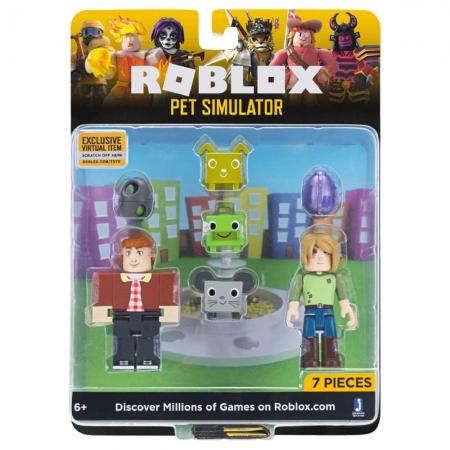 Roblox - Game Pack Celebrity Pet Simulator