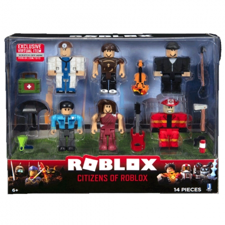 Roblox - Pack Citizens Of Roblox