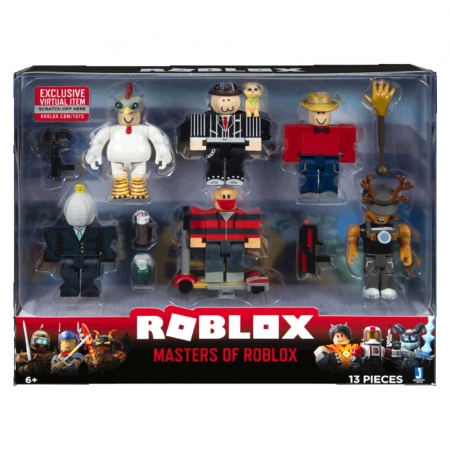 Roblox - Pack Masters Of Roblox