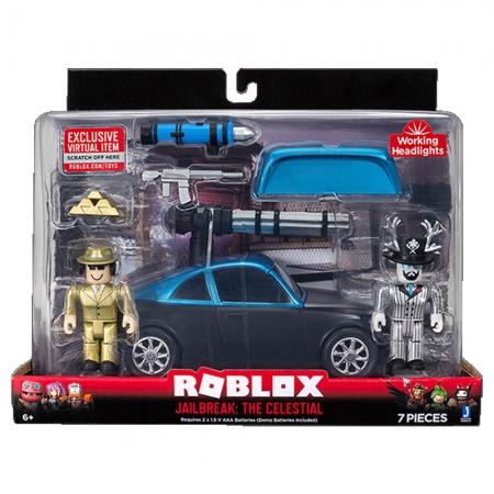 Roblox - Veículo Jailbreak: The Celestial