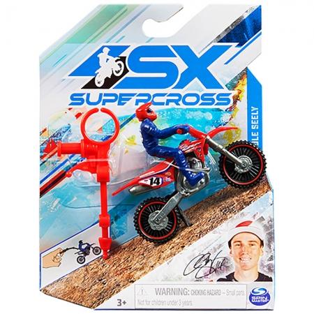 Super Cross - Moto 1:24 Cole Seely