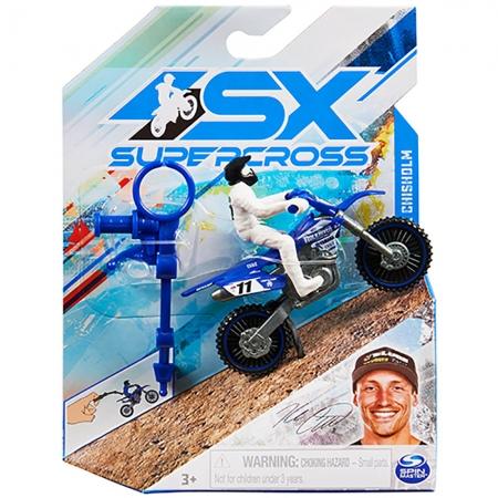 Super Cross - Moto 1:24 Kyle Chisholm