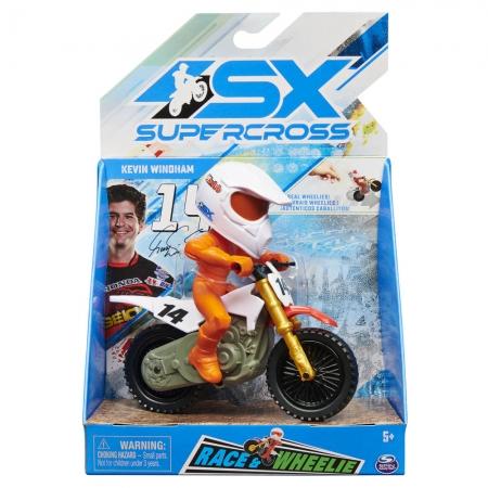 Super Cross - Moto 5X Kevin Windham