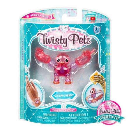 Twisty Petz - Single - Glitzmo Parrot