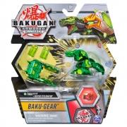 Bakugan - Ultra Bakugan Com Kit De Batalha - Trox