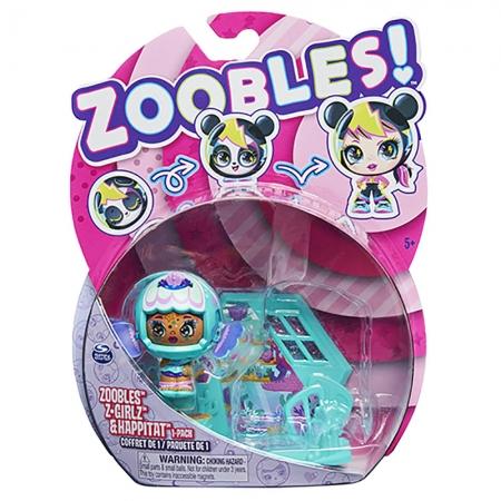 Zoobles - Figura Z-Girls - Mermarina