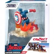 Zoteki - Os Vingadores - Capitão América 15 Cm