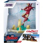 Zoteki - Os Vingadores - Homem De Ferro 15 Cm