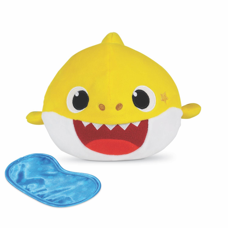 Baby Shark - Pelúcia Hora De Dormir