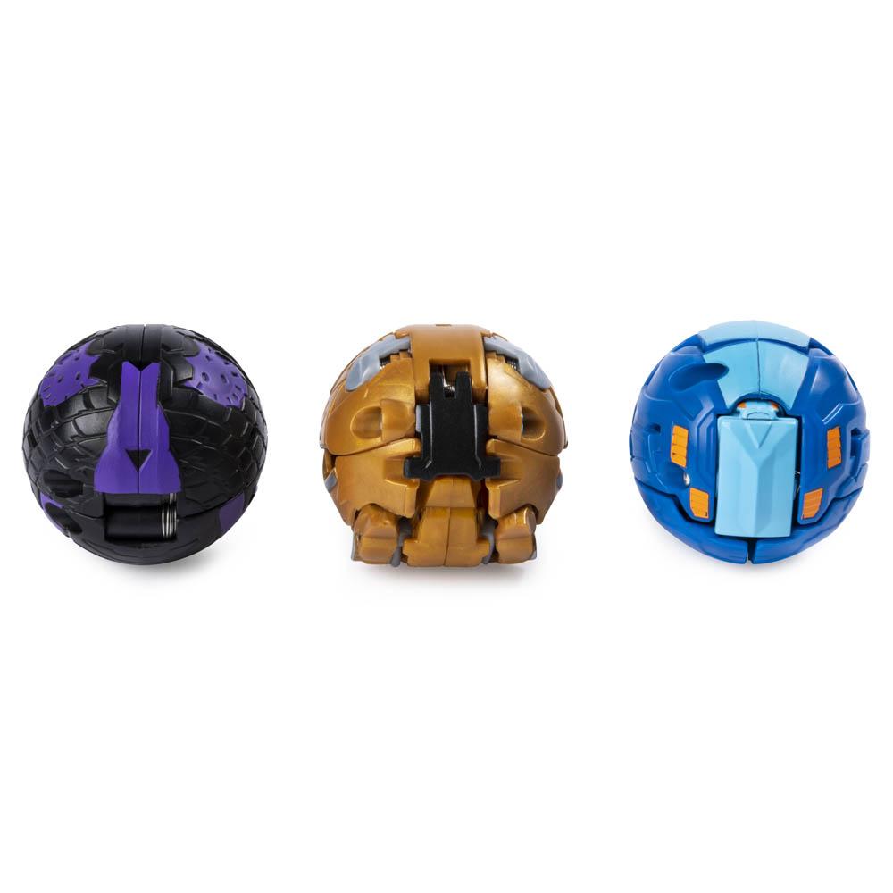 Bakugan - Pack Esfera - Aurelus Howlkor
