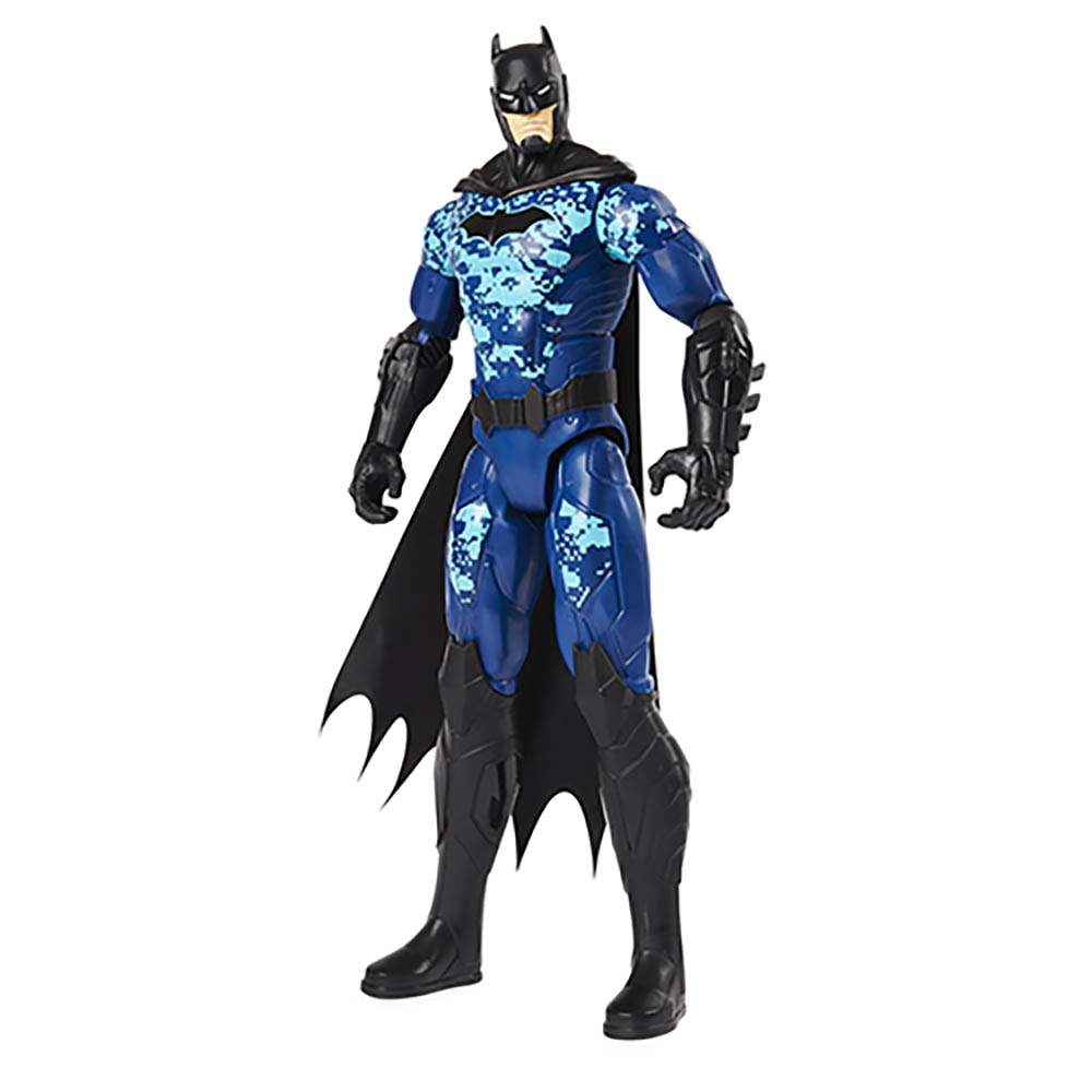Batman - Figura 30 Cm - Batman Tech
