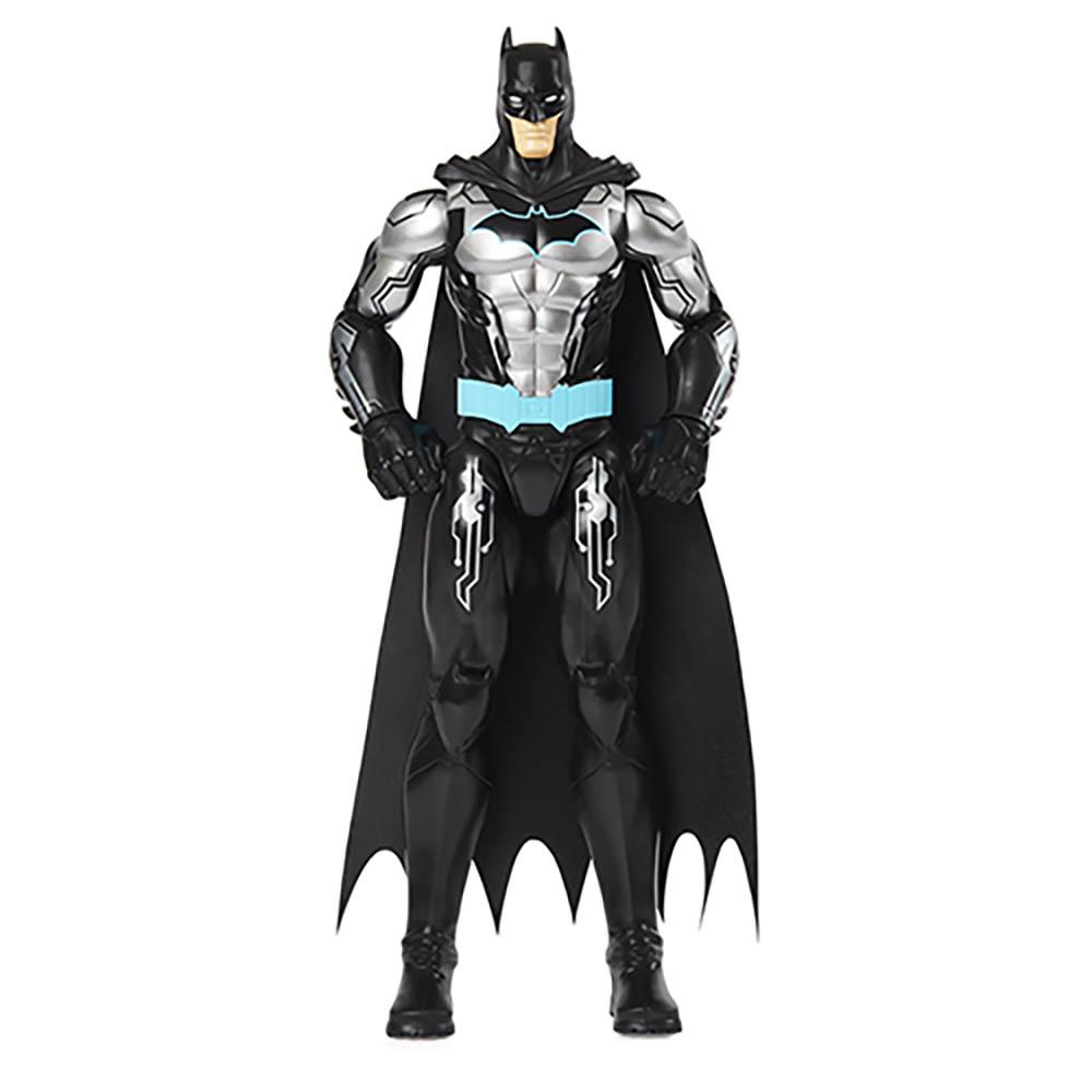 Batman - Figura 30 Cm - Batman Tech Com Textura