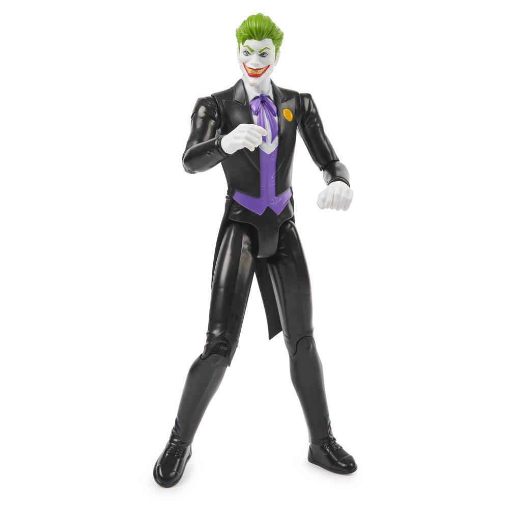 Batman - Figuras 30 Cm - Coringa Roupa Preta