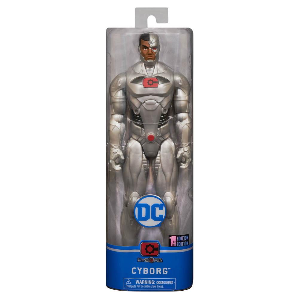 Batman - Figuras 30 Cm - Cyborg