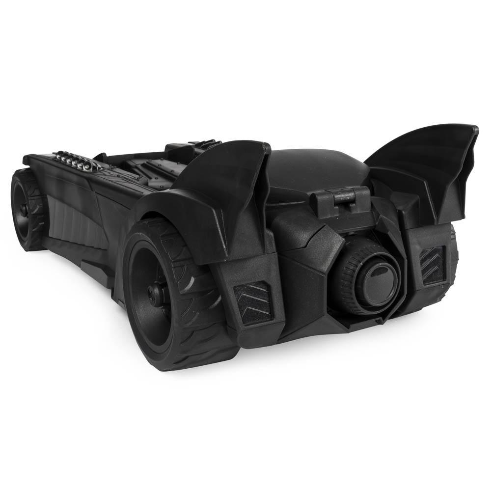 Batman - Batmóvel Para Figuras De 30 Cm
