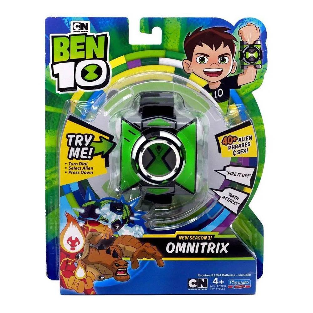 Ben 10 - Novo Omnitrix