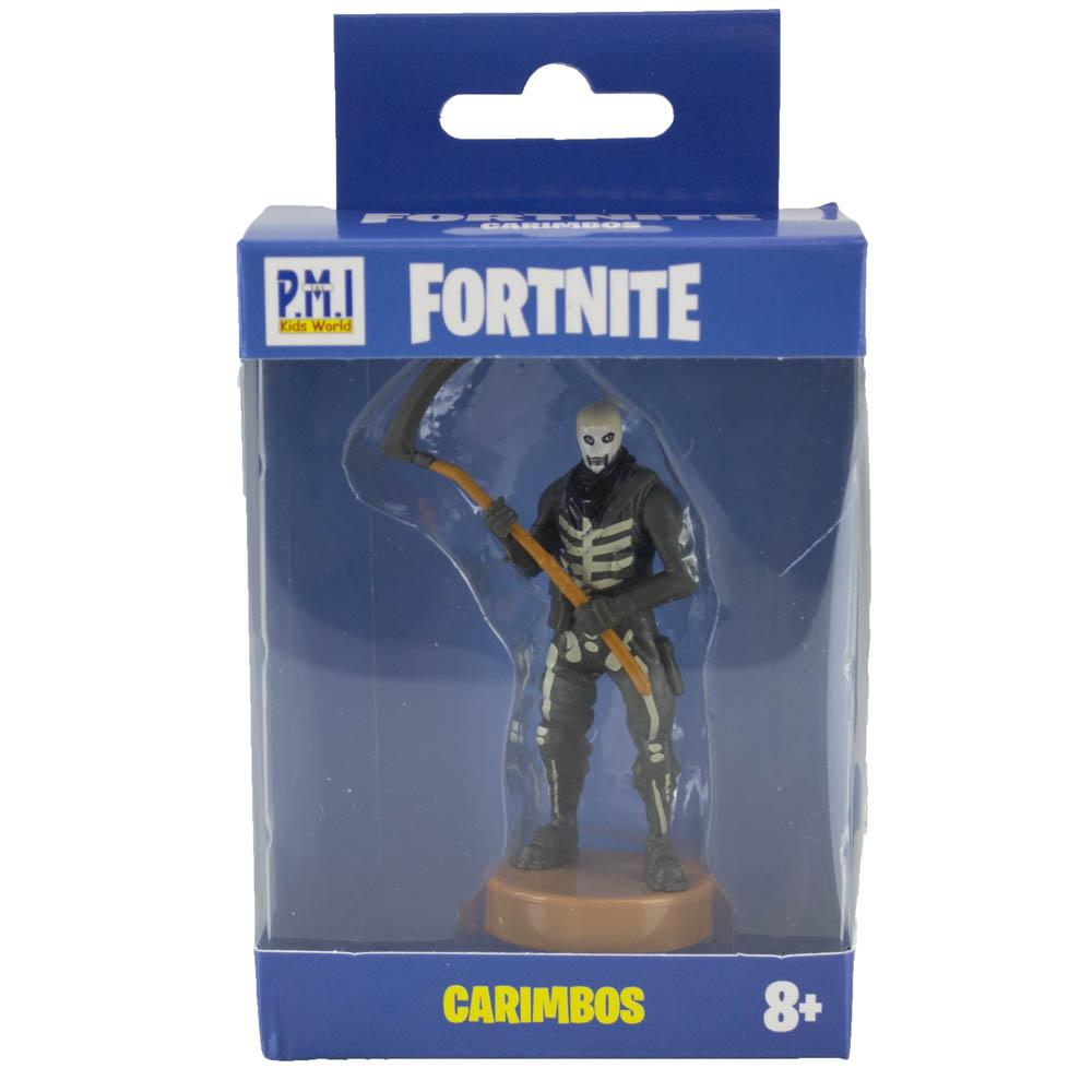 Fortnite - Carimbos - Skull Tropper