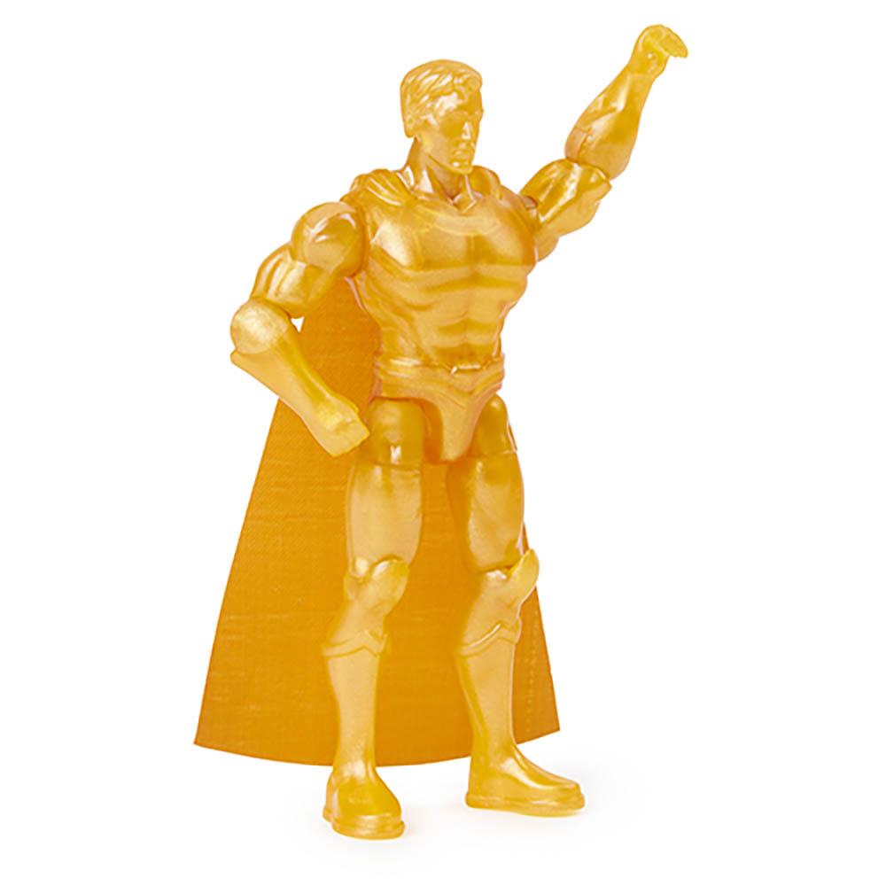Dc - Figuras De 10 Cm - 2189 Superman Dourado