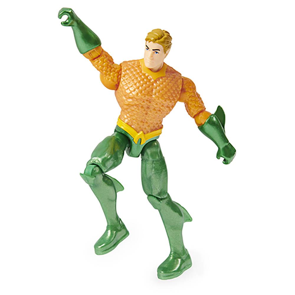 DC - Figuras de 10 cm - Aquaman