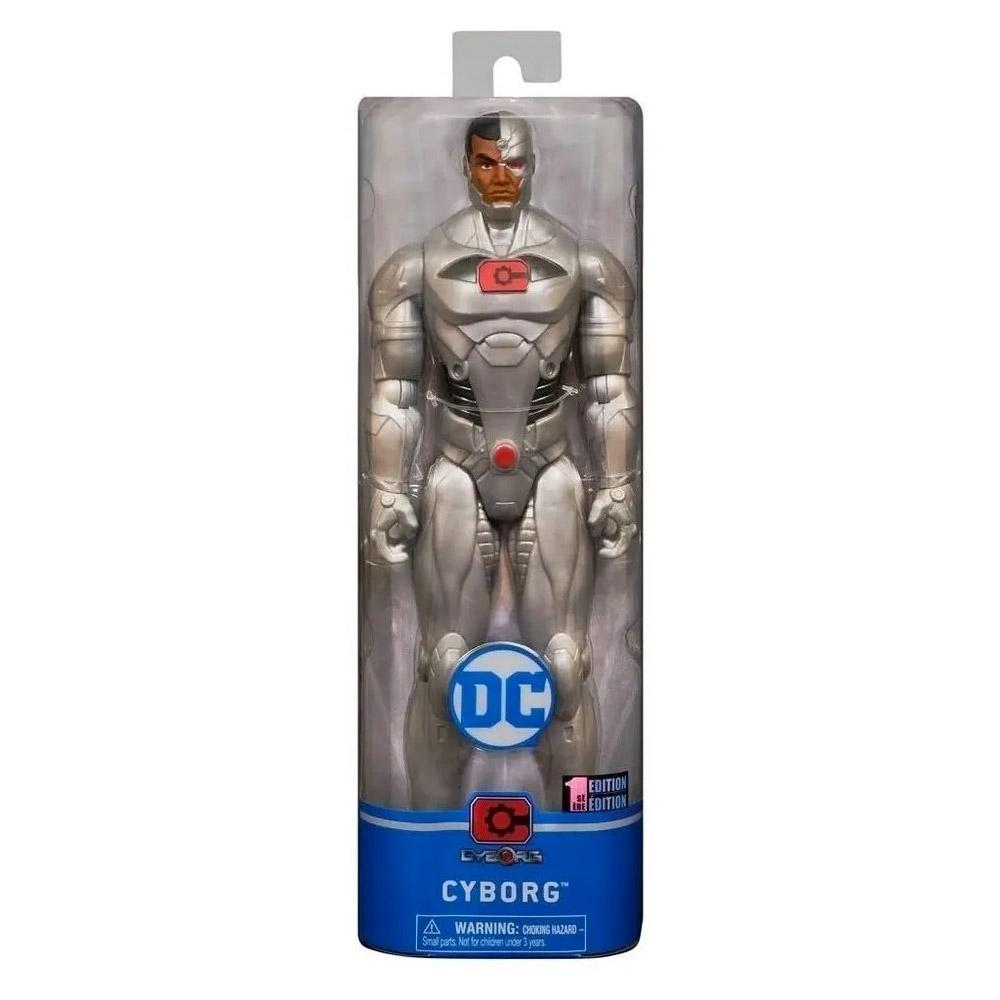 Dc - Figuras 30 Cm - Cyborg