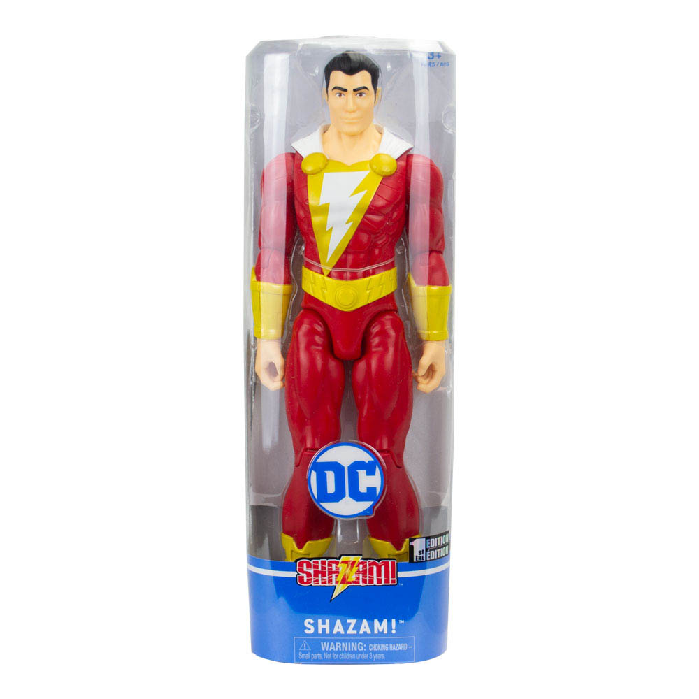Dc - Figuras 30 Cm - Shazam