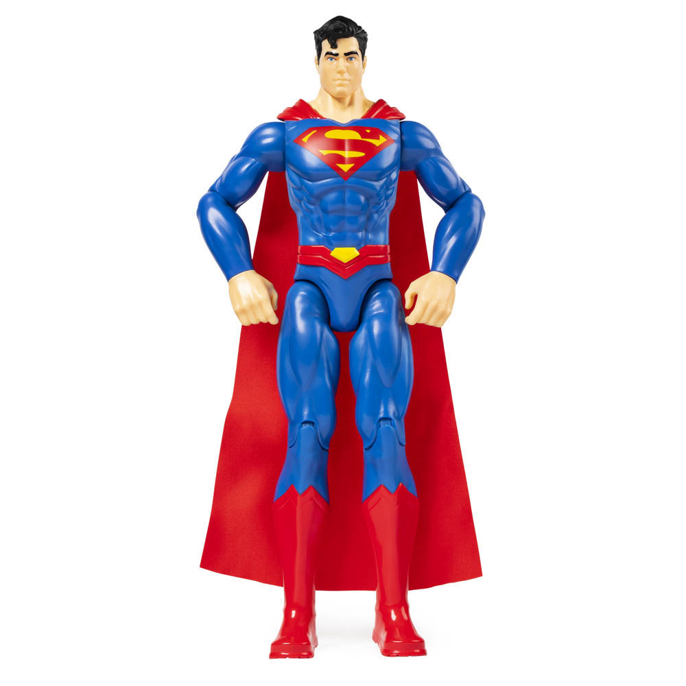 Dc - Figuras 30 Cm - Superman