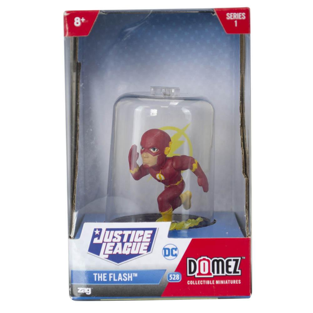 Domez - Liga Da Justiça - Flash 5,5 Cm