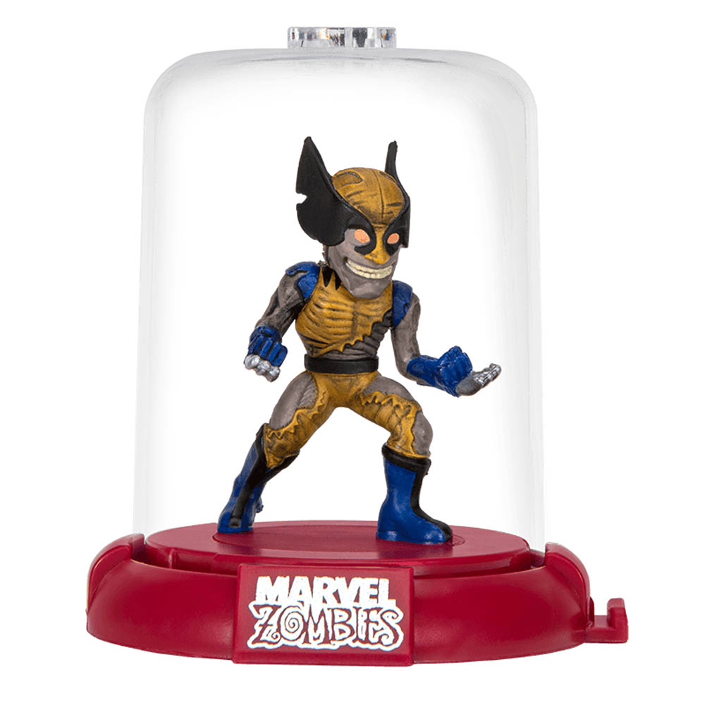 Domez - Marvel Zumbi - Wolverine 5,5 Cm