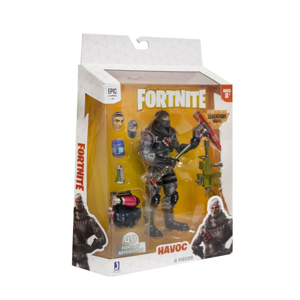Fortnite - Legendários - Figuras 15 Cm - Havoc