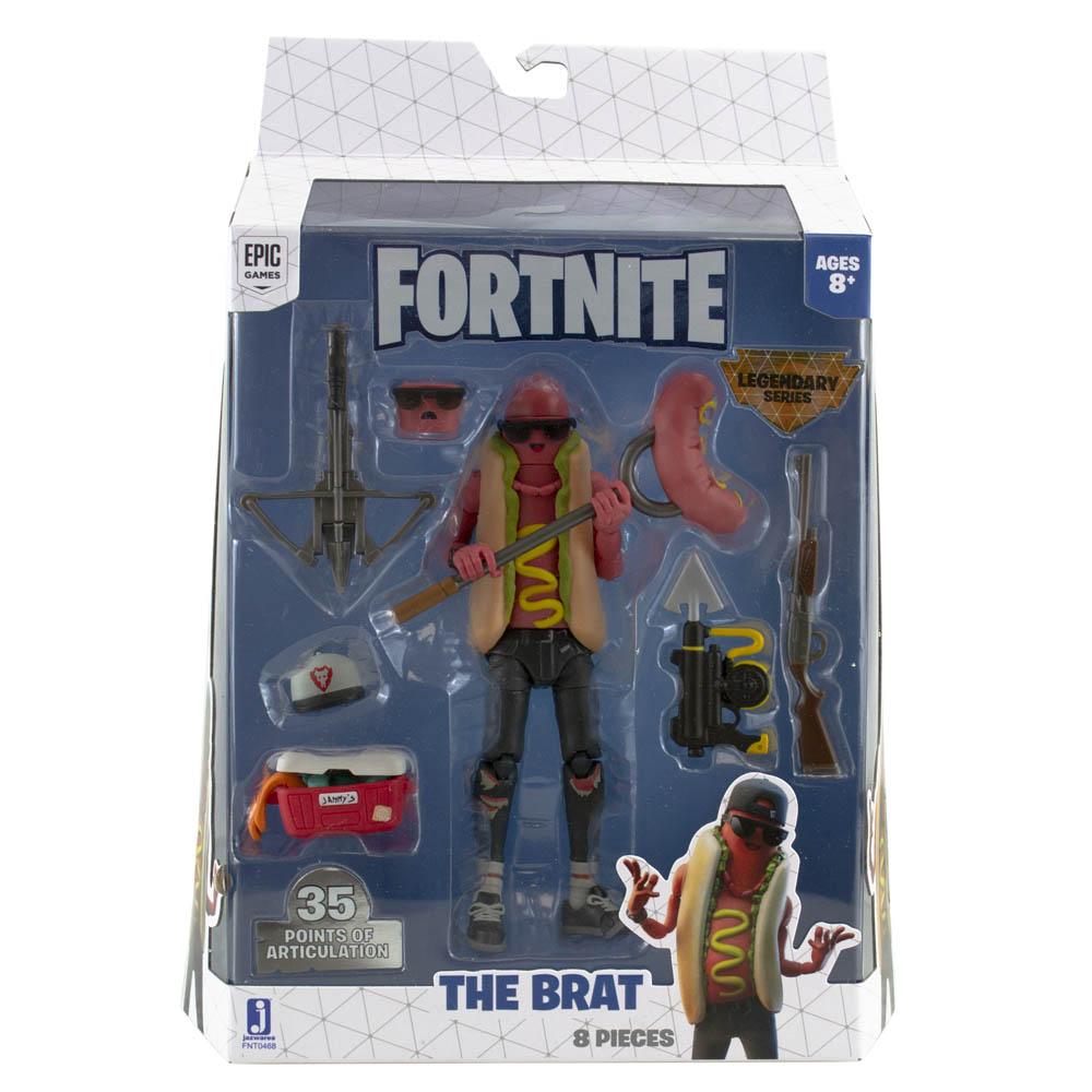 Fortnite - Legendários - Figuras 15 Cm - The Brat