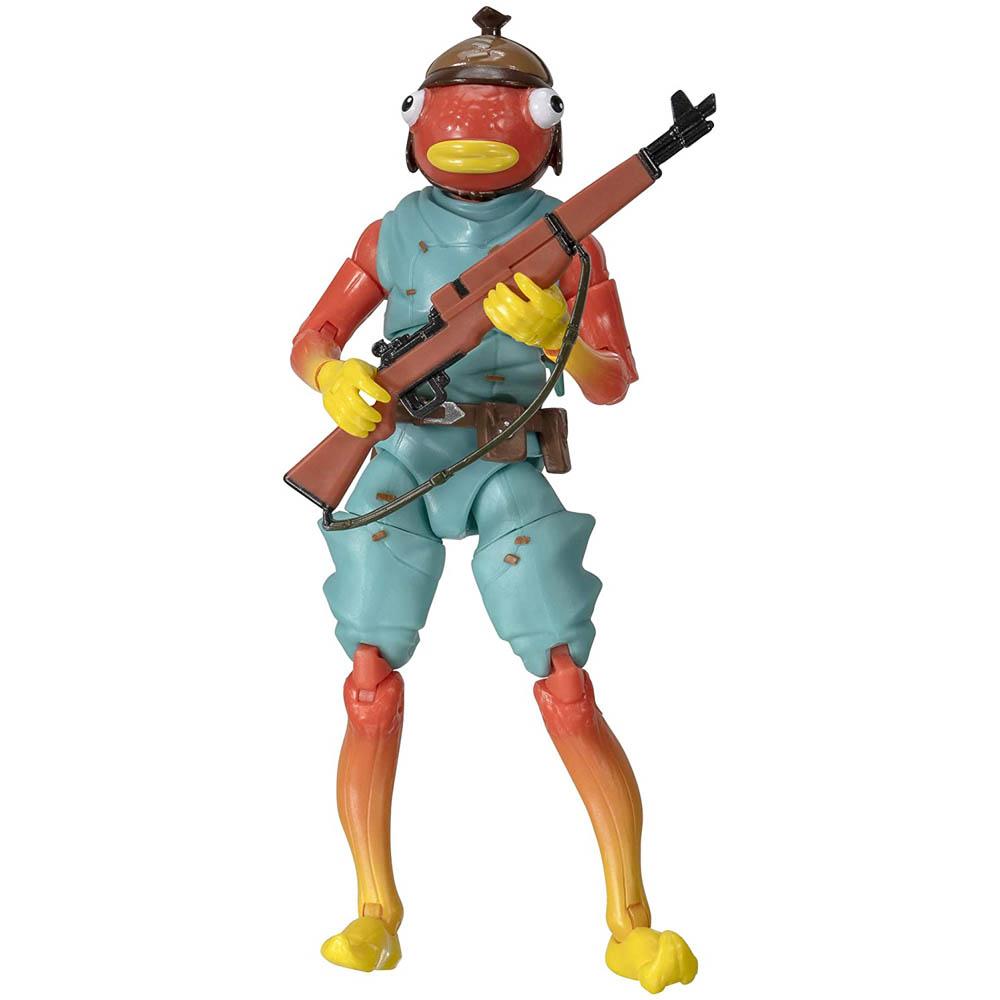 Fortnite - Legendários - Figuras 15 Cm - Fishstick