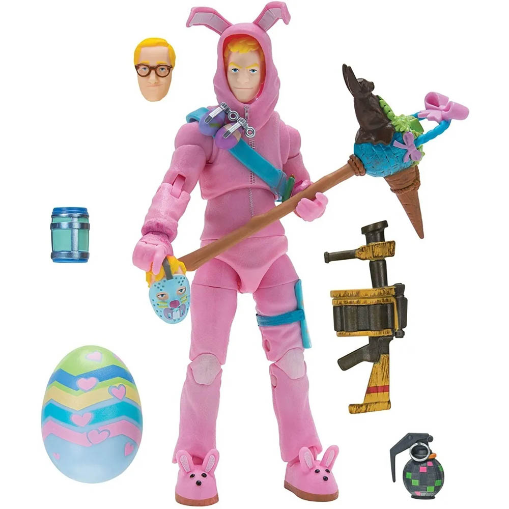 Fortnite - Legendários - Figuras 15 Cm - Rabbit Raider