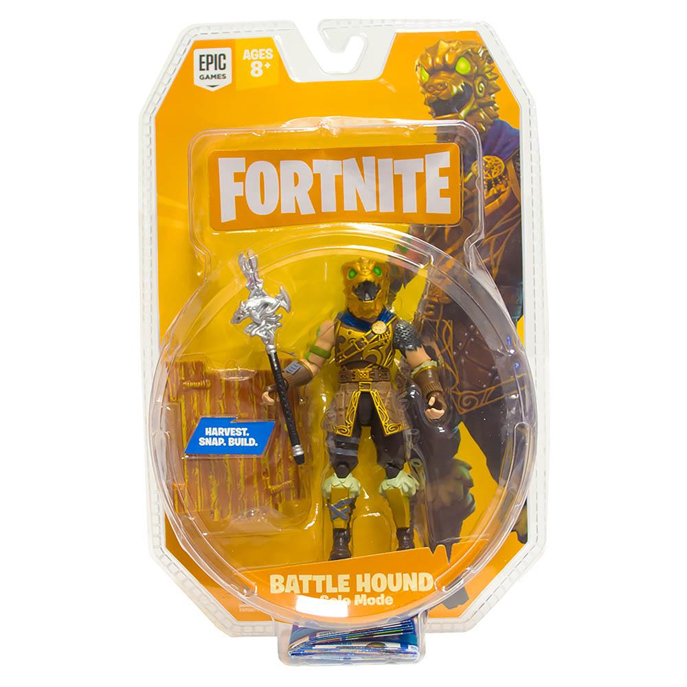 Figura De Ação 10 Cm - Fortnite - Battle Hound