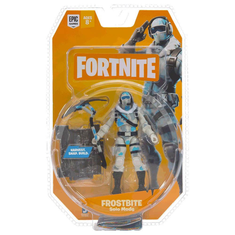 Fortnite - Figura De Ação 10 Cm - Frostbite