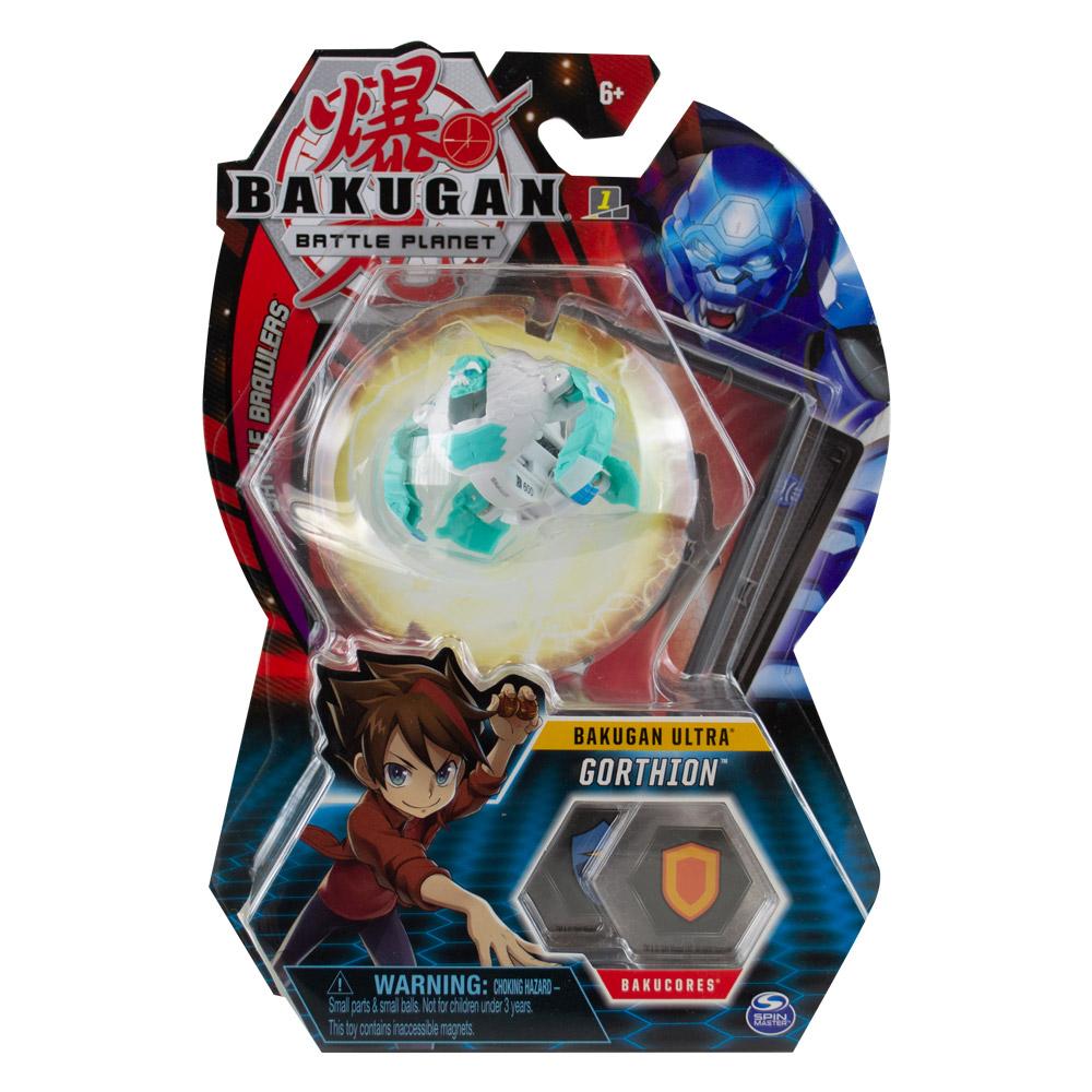Bakugan - Figura De Batalha Deluxe - Gorthion