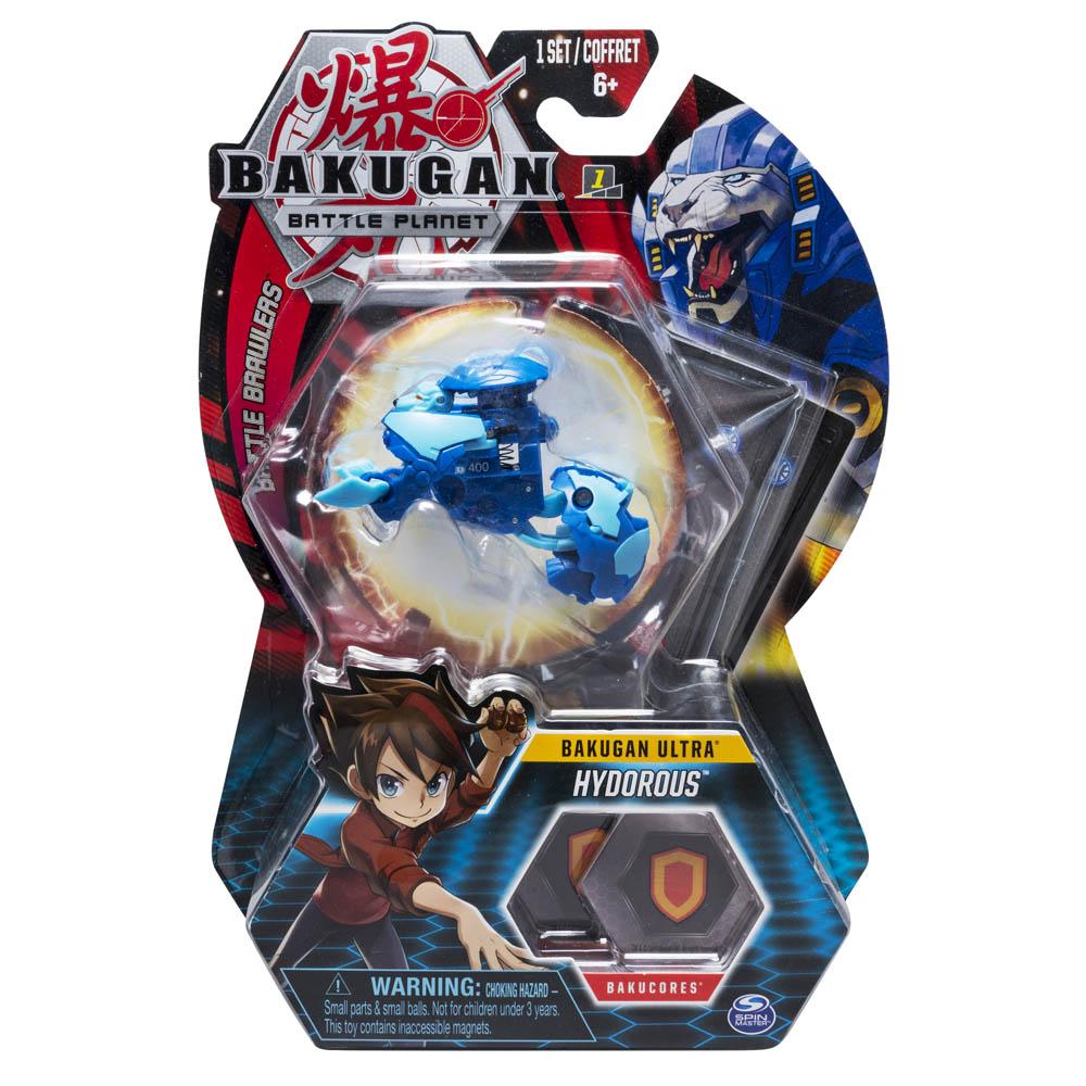 Bakugan - Figura De Batalha Deluxe - Ultra Hydorous