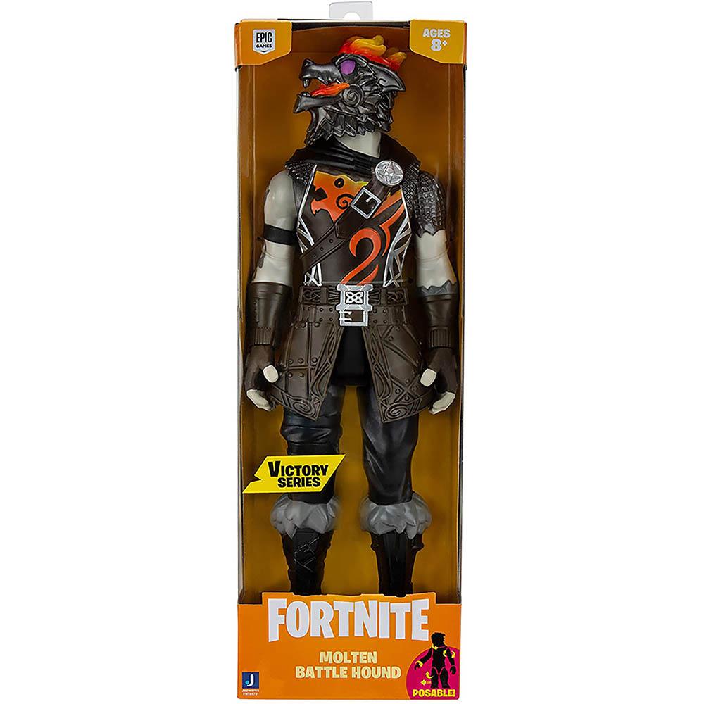 Fortnite - Figura De 30 Cm - Molten Battle Hound