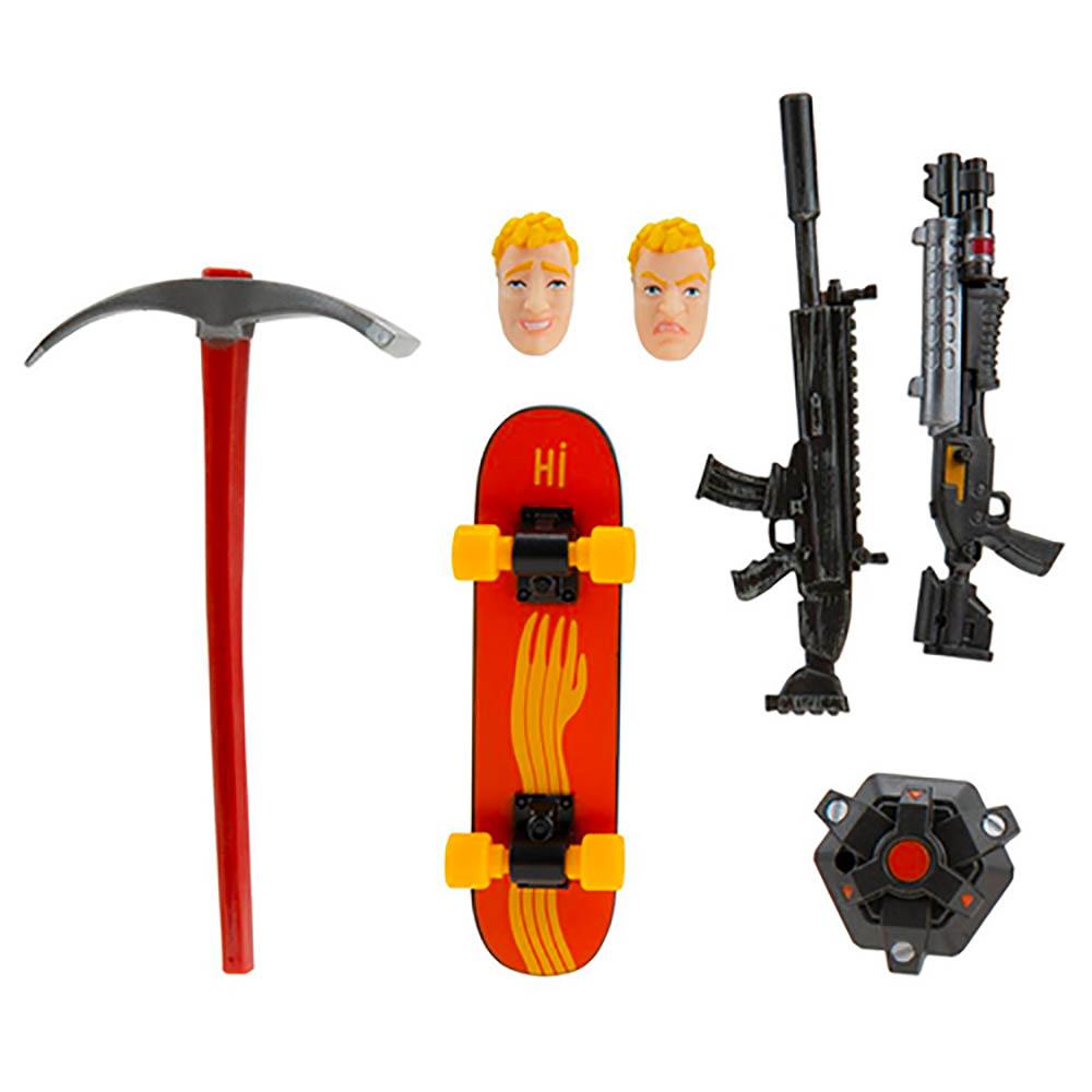 Fortnite - Legendários - Figuras 15 Cm - Recruit (Jonesy)
