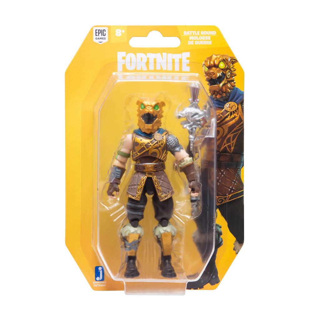 Fortnite - Pack Com 1 Figura De 10 Cm - Battle Hound