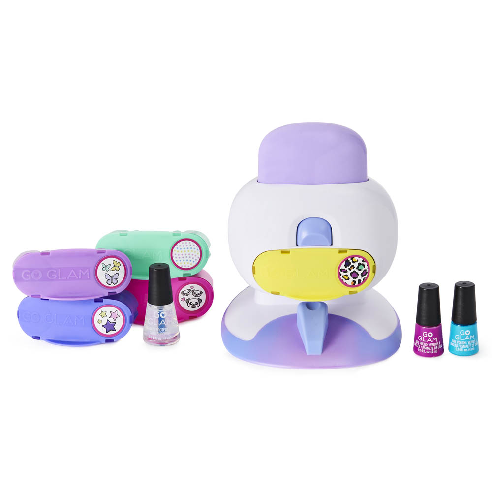 Go Glam - Deluxe Nail Stamper