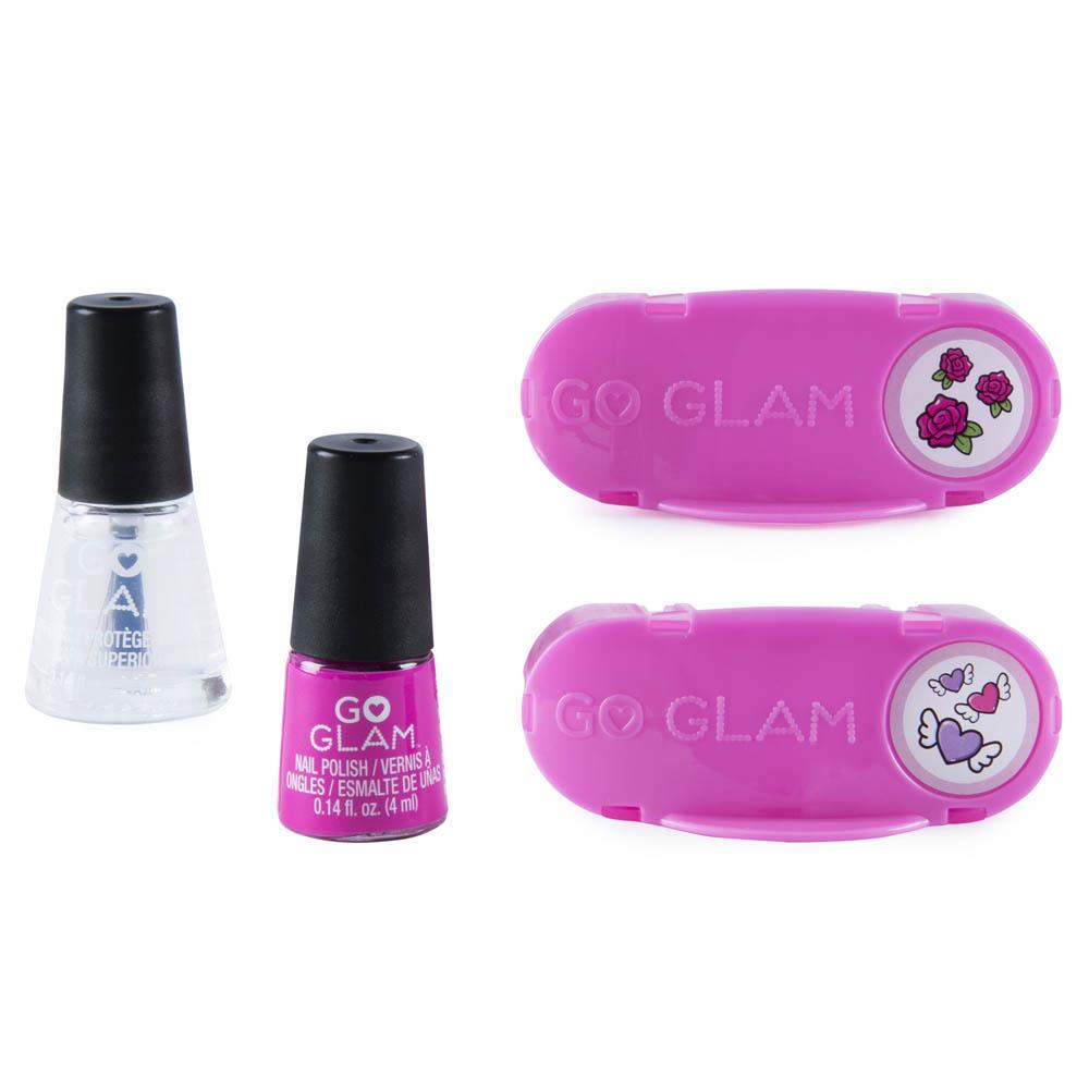Go Glam - Nail Fashion Pack Refil - Love Story