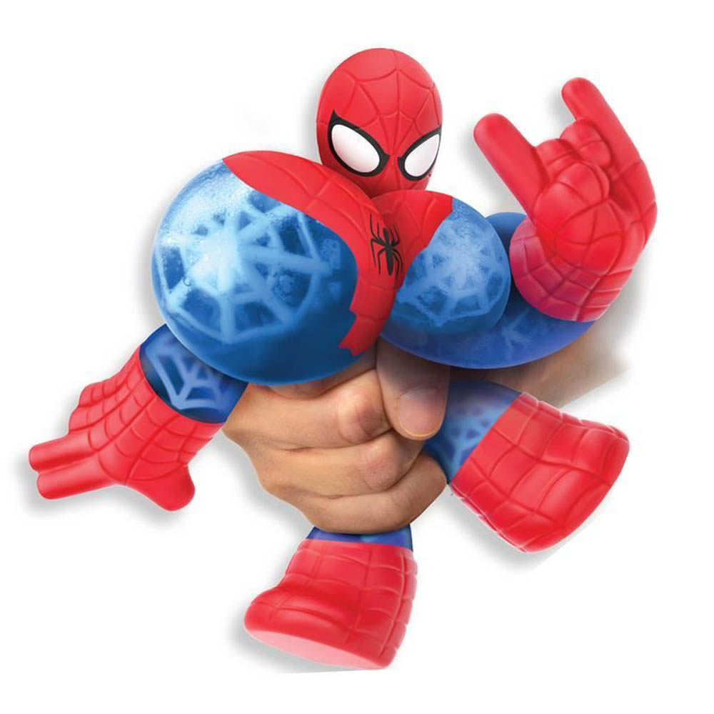 Goo Jit Zu - Pack Com 1 Figura - Homem-Aranha