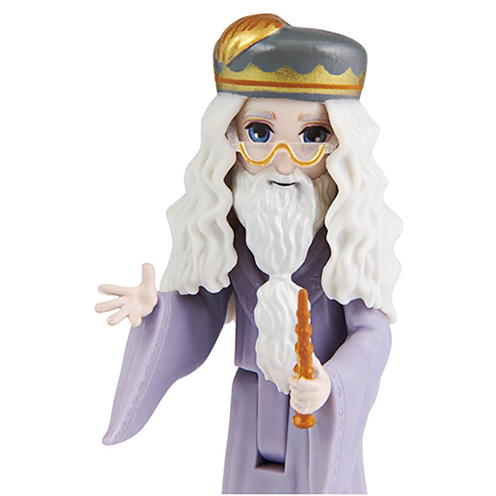 Harry Potter - Bonecos Amuletos Mágicos - Dumbledore