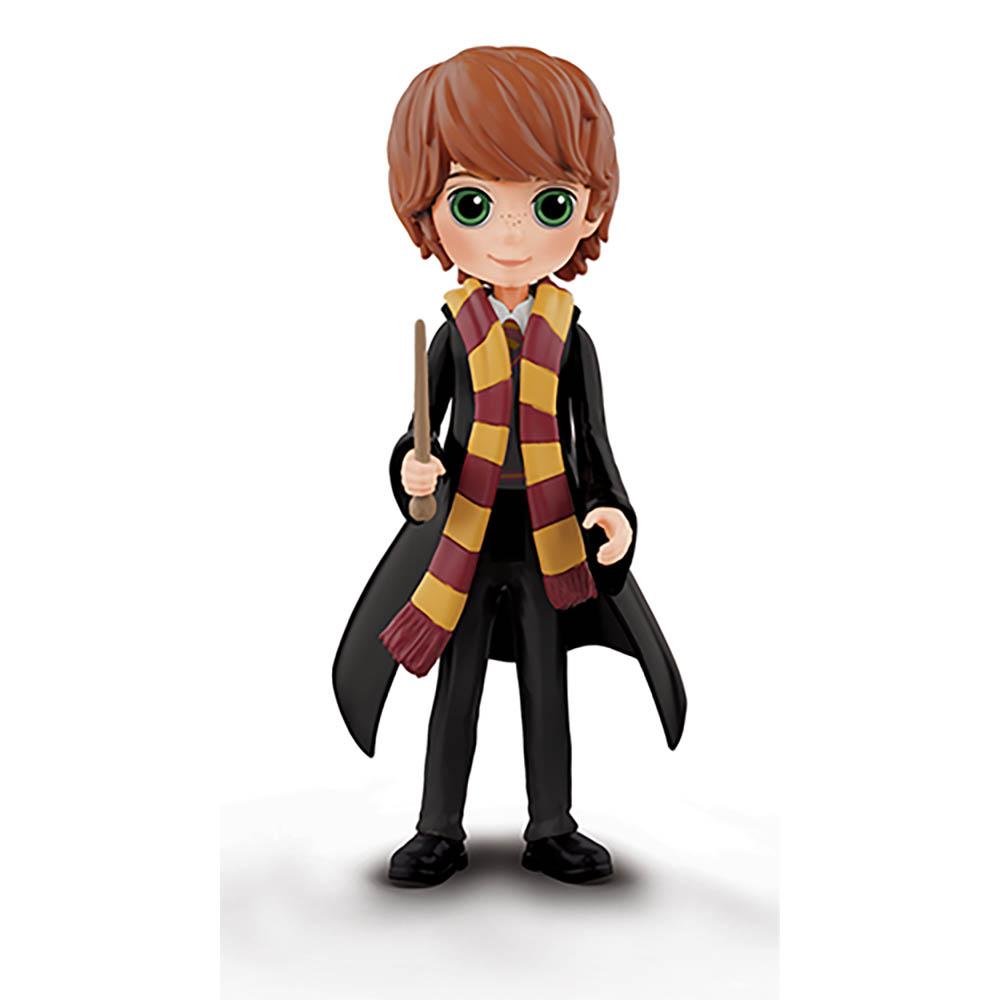 Harry Potter - Bonecos Amuletos Mágicos - Ron Weasley