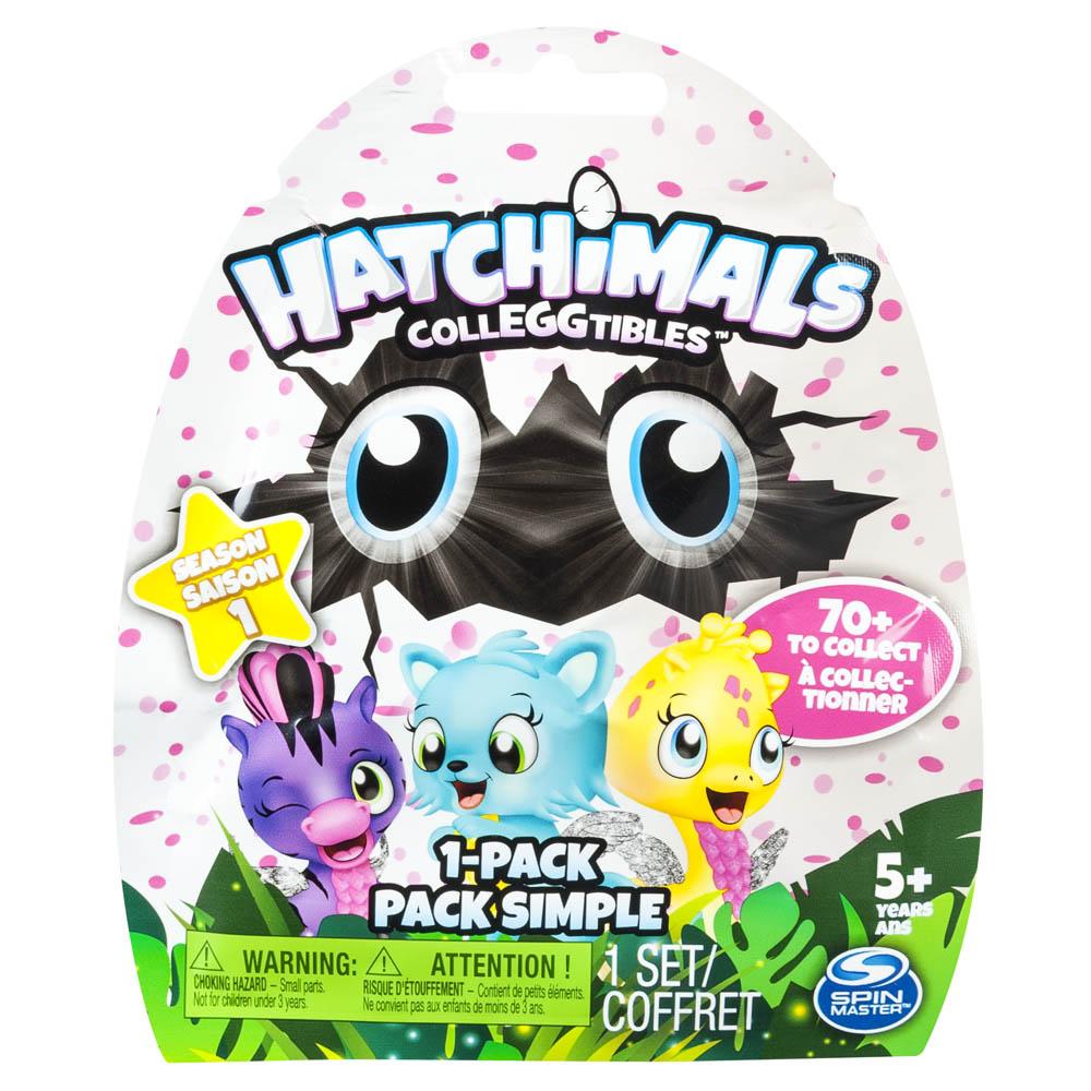 Hatchimals - Colleggtibles - Caixinha Surpresa