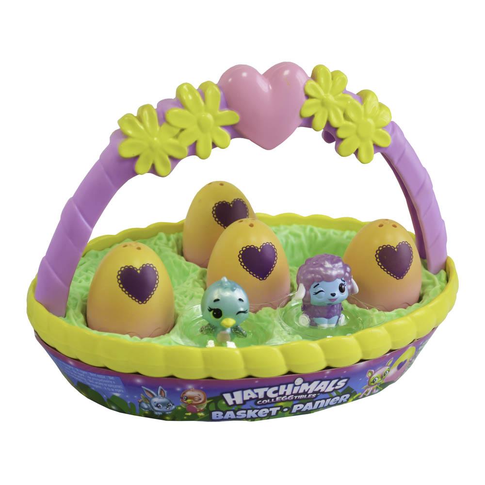 Hatchimals - Colleggtibles - Cesta De Primavera